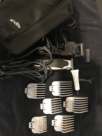 Andis Clippers Set with Attachments and Trimmer  Gaithersburg, 20879
