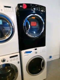 GE FRONT LOAD WASHER AND DRYER SET WORKING PERFECTLY  Baltimore, 21223