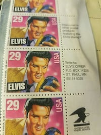 elvis Presley there's 40 of them