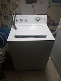 Top load clothes washer