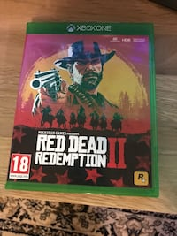 Red dead redemption 2 Xbox one Oslo, 0675