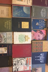 Antique books, some first editions!!!!