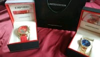 Womens and mens set of Emporio limited edition  Caledon, L7C 3N3