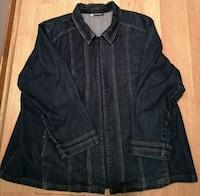 Sz 28 Pennington Jean jacket Cambridge, N1S 3P9