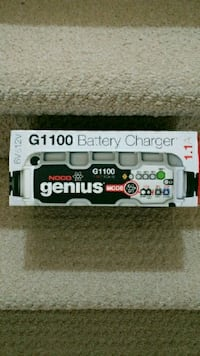 Genious 100 Battery Charger Brand New Calgary, T2J 6N3