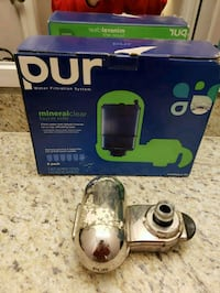 Pur on faucet water filter and 6 filters. Columbia, 21046