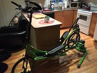 Green and black ELLIPTIGO null