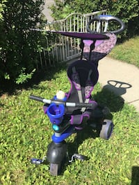 Smartrikes 4 in 1 tricycle Edmonton, T6L 5X1