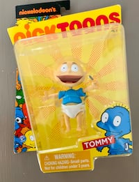 NICKTOONS ACTION FIGURE- RUGRATS TOMMY . NICKELODEON Halethorpe, 21227