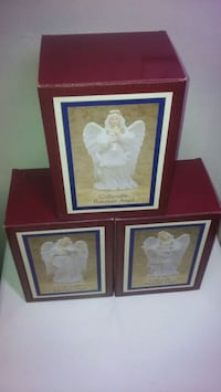 Collectible Porcelain Angels