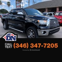 2011 Toyota Tundra LTD Houston