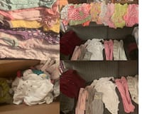 Baby girl clothes 3-18 months Anchorage, 99517