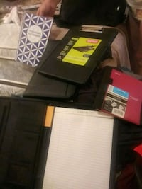 Miscellaneous notebooks and binders Dallas