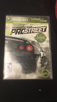 Need for Speed Rivals Xbox 360 game case Woodstock, N4V