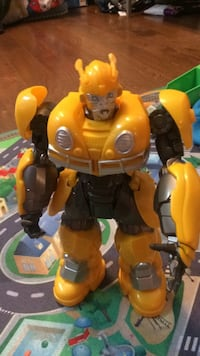 yellow and black robot action figure Calgary, T3J 2S7
