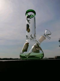 Rick and Morty bong NOT DRUGS Wheaton, 60189