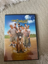 The Sandlot - DVD Frederick, 21703
