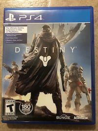Destiny for PS4 Winnipeg, R2K 1A1