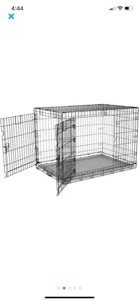 You & Me 2-Door Folding Crate Fairfax, 22030
