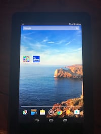 "Verizon 7"" tablet 35 km"
