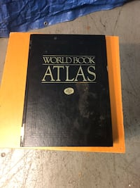 World book atlas Washington, 20011