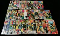 37 issues of Ghost Rider Marvel Comics #1-37 Pasadena, 91107
