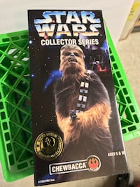 Star Wars Chewbacca Collector Series rare Toms River, 08755