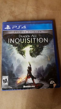 Dragon age inquisition ps4 game Spotsylvania Courthouse, 22551