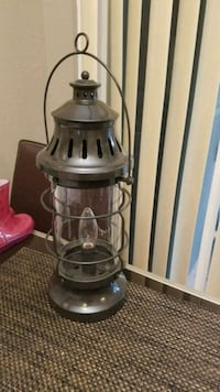 Electric lantern lamp