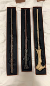 Authentic Wands