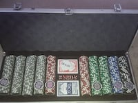 poker set Kitchener, N2E 2K2