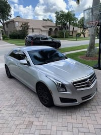 Cadillac - ATS - 2013 Lake Worth