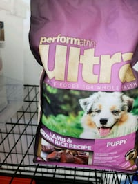 Ultra lamb and brown rice puppy food Coral Gables, 33146