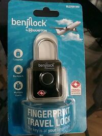 Fingerprint Travel Lock Albuquerque, 87106