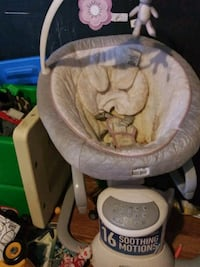 Graco everyway soother North Belle Vernon