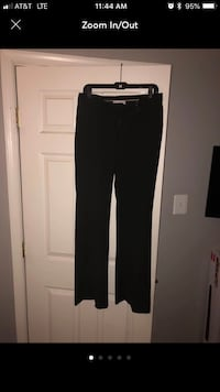 All black GAP Trouser, size 4, never altered Waldorf, 20603