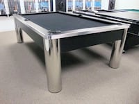 white and brown billiard table Los Angeles, 91607