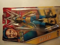 Bayley action figure 619 mi