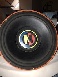 Memphis mojo M3 15 inch sub Sell or trade!! Hardeeville, 29927