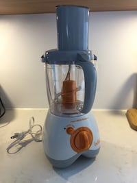 Blender- All in one Hamilton beach baby food maker Montréal, H8T 2L6