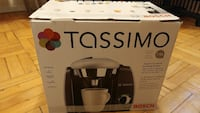 Tassimo 1 cup brewing system in box