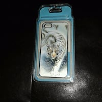 Cell Phone Case New 3D Tiger iphone 5/5s/SE