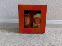 Body Shop Mango Lotion and Body Wash Set Leesburg