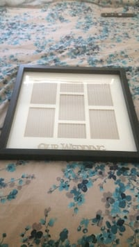 square black wooden wedding collage frame Lower Sackville, B4E 1H5
