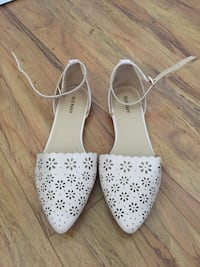 Pointed toe ankle strap flats San Jose, 95129