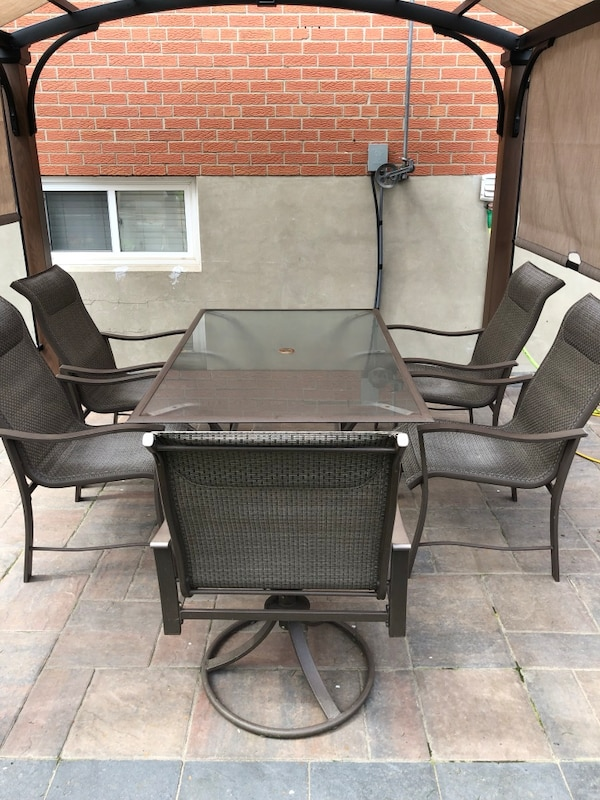 Patio Dining Set 0