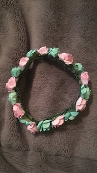 Green and pink bracelet Frederick, 21702