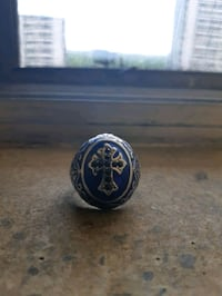 Mens ring, size 10 ... never worn Toronto, M4X 1G6