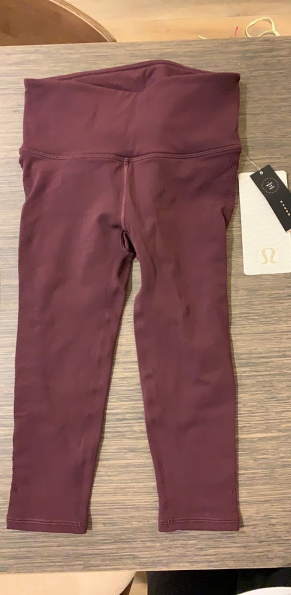 555c5dc179 Used LULULEMON NEW WOMENS YOGA PANTS for sale in San Francisco - letgo