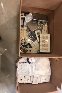 Switch & Outlet Cover Plates & Dimmers
